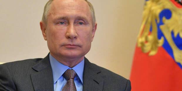 Путин оценил идею об изменении Конституции Белоруссии