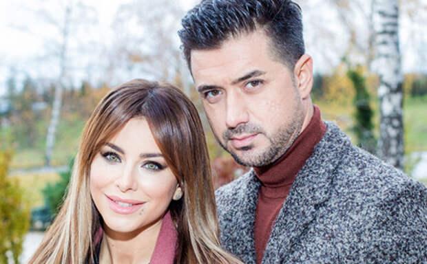 Ани Лорак с бывшим мужем Муратом Налчаджиоглу