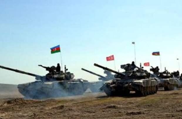 азербайджан турция карабах