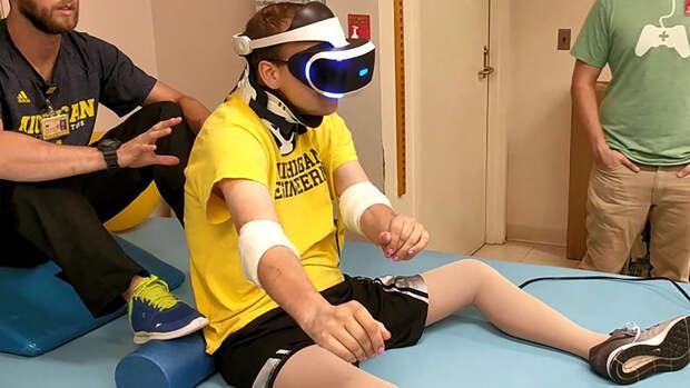 Сможет ли VR-терапия заменить традиционную медицину