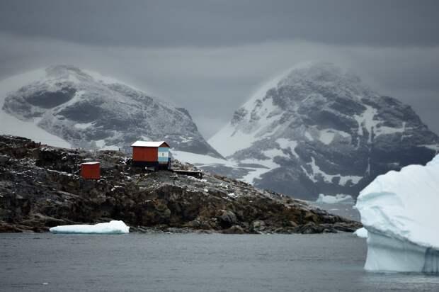 Пожар произошёл на станции «Мирный» в Антарктиде