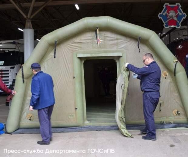 Оперативная группа САО готова к работе в зимних условиях
