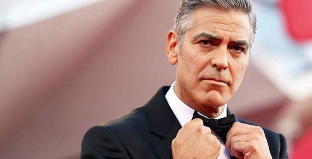 Джордж Клуни возглавил рейтинг самых высокооплачиваемых актеров