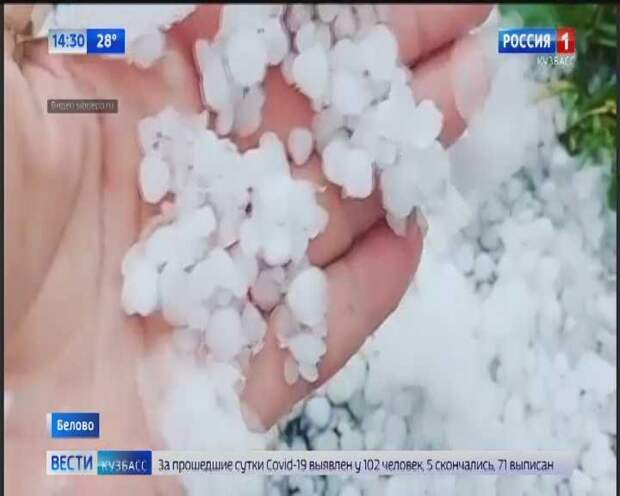 Кузбассовцы подсчитывают ущерб после урагана