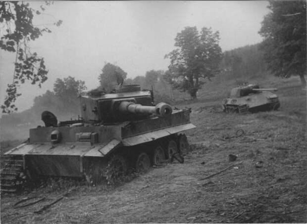 «Лисувская битва»: как советские танкисты уничтожили «зверинец» Гитлера