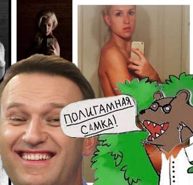 Васильева страдает от дилеммы - болен ли Навальный или нет