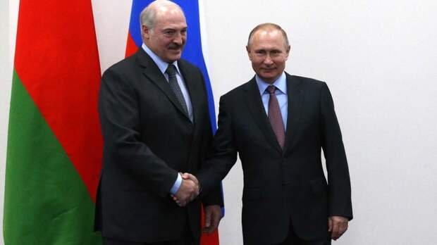 Путин и Лукашенко обсудят раскрытие диверсионных планов против Белоруссии