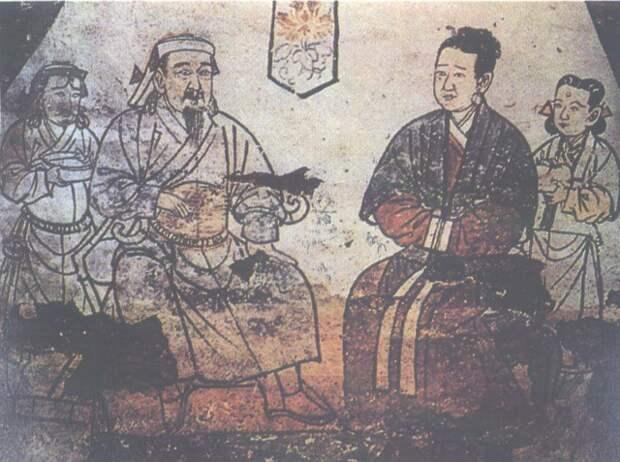 Монгольская одежда знати Золотой Орды в 1266–1312 гг.