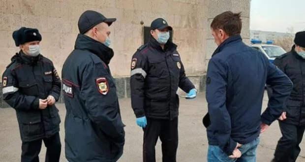 Полицейские Крыма ищут пятерых нарушителей режима самоизоляции