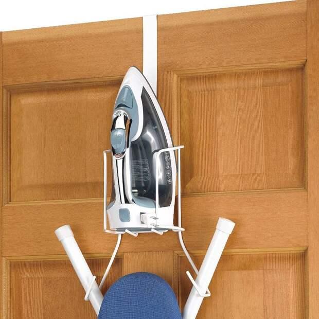 Идеи для хранения гладильной доски. Или 10 мест, где можно спрятать гладильную доску, фото № 41