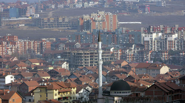 Вид города Приштина - РИА Новости, 1920, 09.09.2020