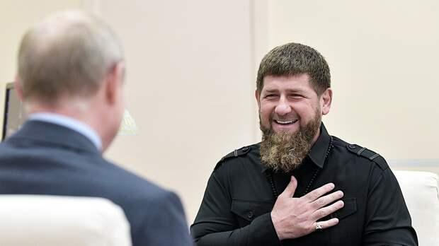 Кадыров попал вКнигу рекордов России снеобычным достижением
