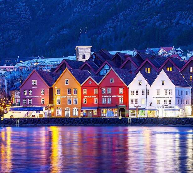 Норвегия не выдержала и тоже захотела дружбы с Россией
