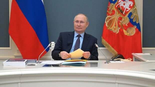 Путин заявил о готовности к встрече с Зеленским