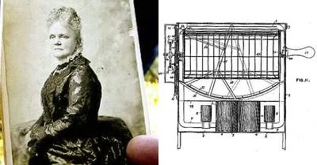 Американская изобретательница Джозефина Кокрейн (Josephine Cochrane) разработала и построила в 1886 году первую в истории механизированную посудомоечную машину.