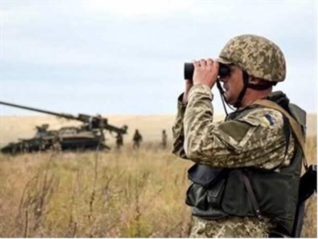 О перспективах украинского наступления к границам России на Донбассе