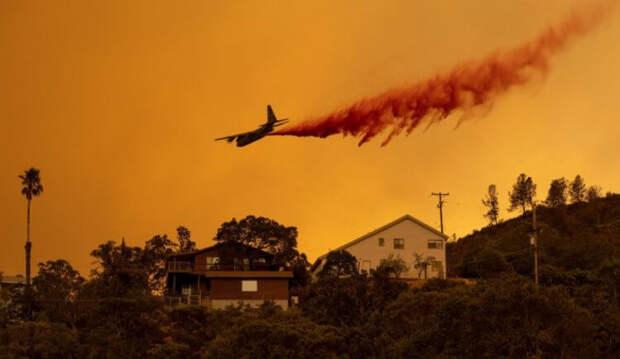 Пожары в Калифорнии: из чего состоит дым и чем он опасен?