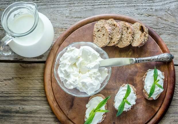 Как приготовить своими руками сыр Филадельфия - два рецепта