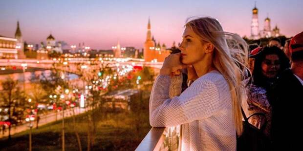 Сергунина: Москва заявлена в трех номинациях премии World Travel Awards Фото: mos.ru