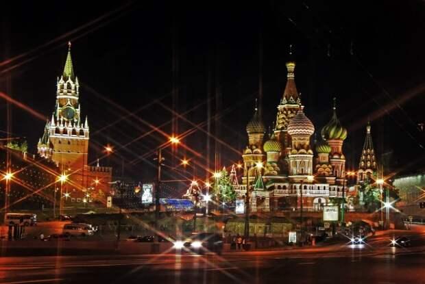 Москва – вторая среди самых фотографируемых городов