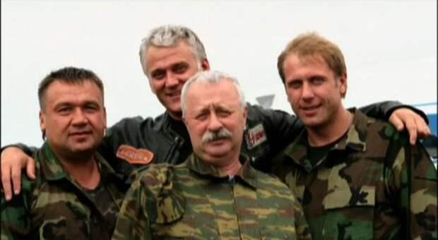 Якубович в Чечне