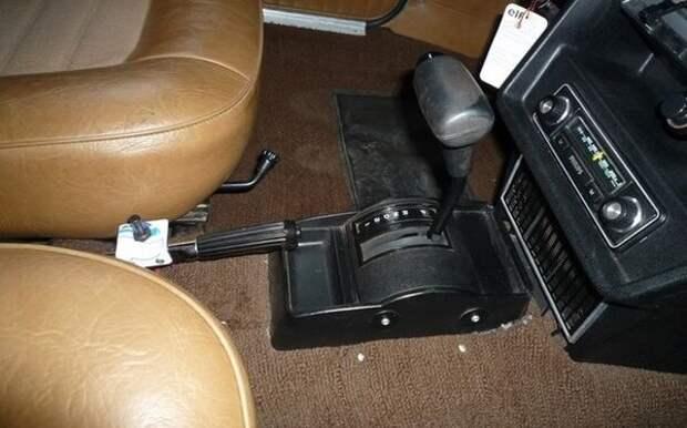 Очень редкий автомобиль ВАЗ 2103 с коробкой автомат