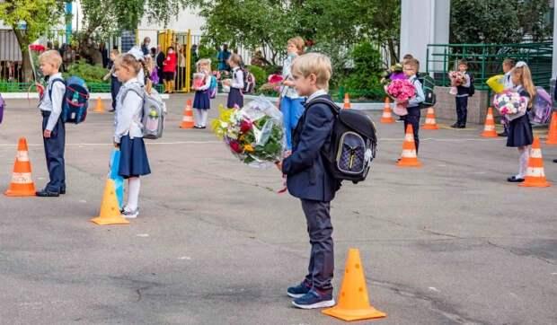 Источник: Московских школьников могут перевести на дистанционное обучение после каникул
