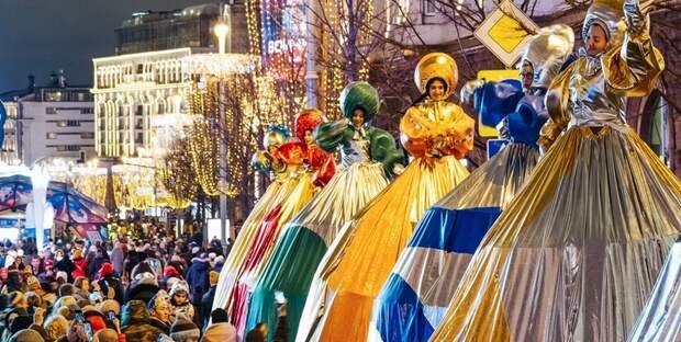 Чем заняться 4 января на фестивале «Путешествие в Рождество»