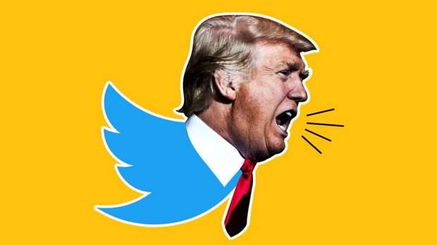 Трамп в ярости: Твиттер запретил политическую рекламу