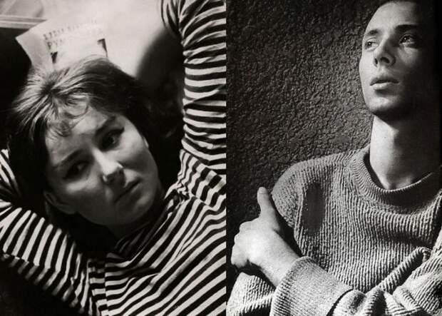 Татьяна Лаврова была замужем за Олегом Далем знаменитости, кино, ссср, супружеские пары, факты
