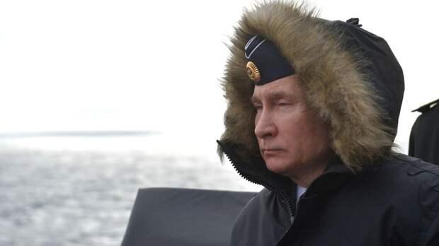 Новый российский контргиперзвук приятно удивит наших партнёров - Путин
