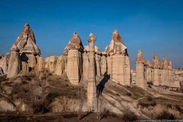 Экскурсия в турецкую Долину Любви