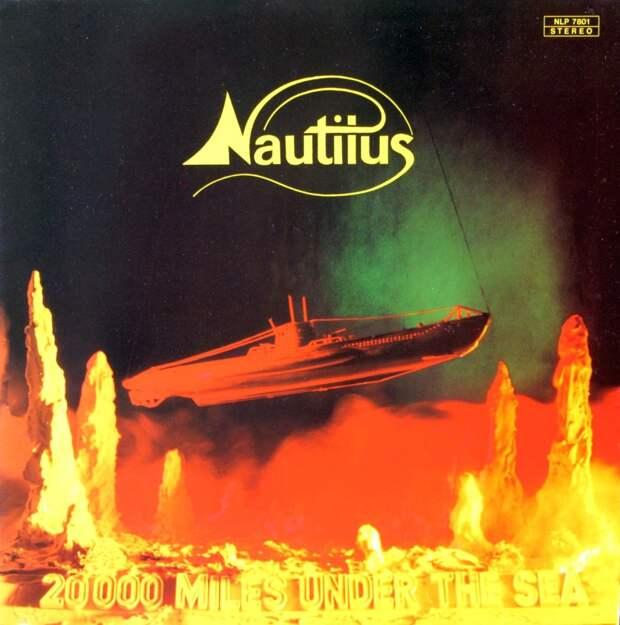 Nautilus. 20000 Miles Under The Sea 1978