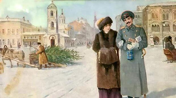 «Белая гвардия» Булгакова: роман о Рождестве