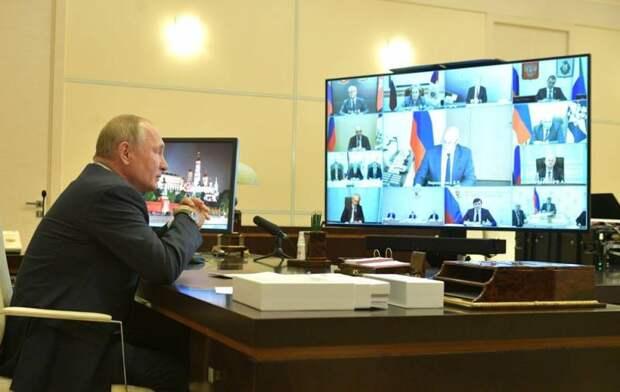 Швейцарские СМИ объяснили, почему Путин никогда не надевает медицинскую маску