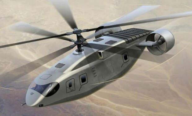5 секретных вертолетов последнего поколения