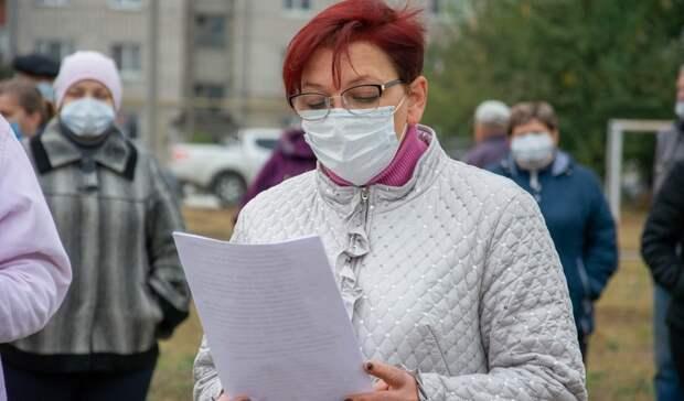 Оставшиеся без тепла белгородцы записали обращение к Денису Буцаеву