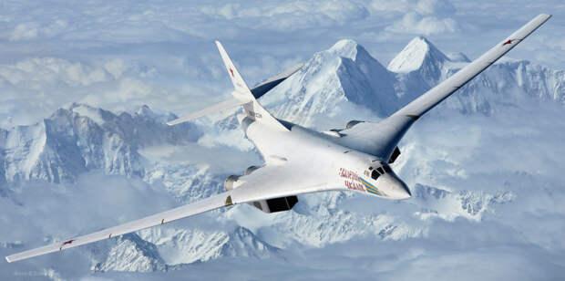 Бомбардировщик Ту-160: «Белый лебедь» Апокалипсиса