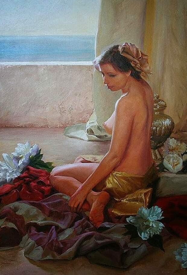 художник Дмитрий Калюжный (Dmitriy Kalyuzhny) картины – 08
