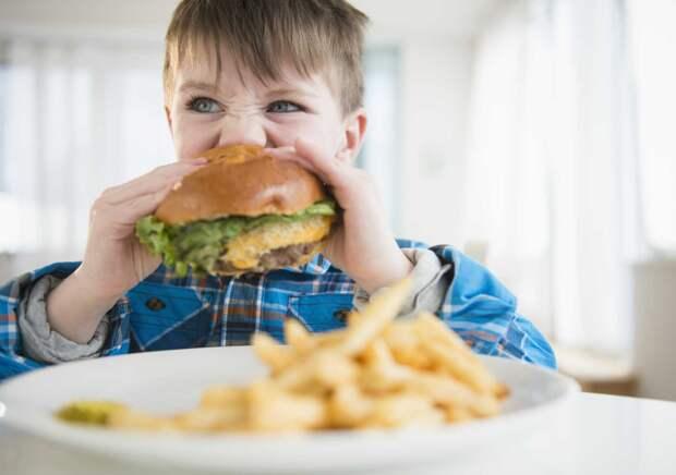 Простые способы остановить детское ожирение