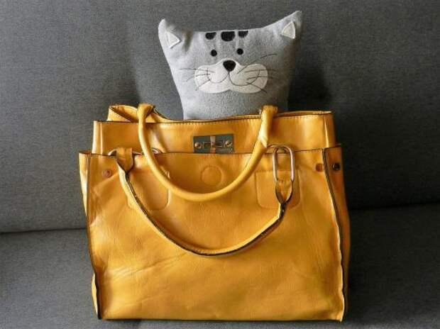 Как выбрать хорошую сумку?