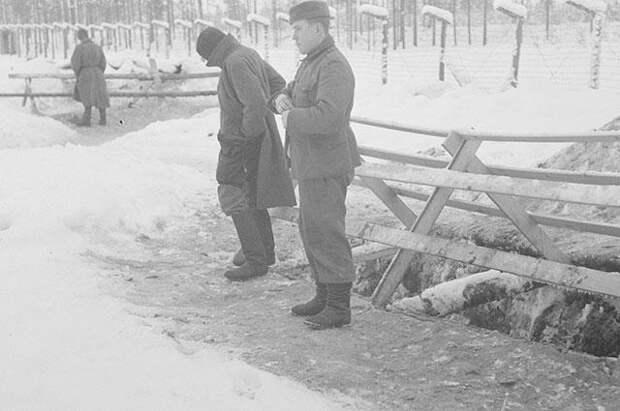 «Земля ночью стонет». Почему финны не признают вину в военных преступлениях.
