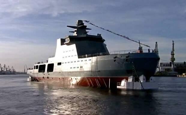 Появление у России ударных ледоколов поставит США в опасное положение