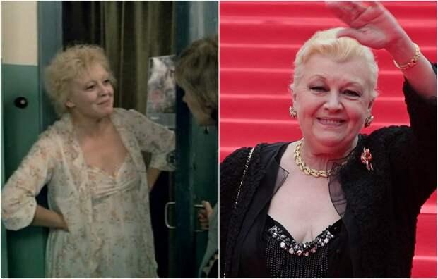 Вице-президент Гильдии актеров театра и кино России, в кинофильме сыграла роль мамы Ляльки.