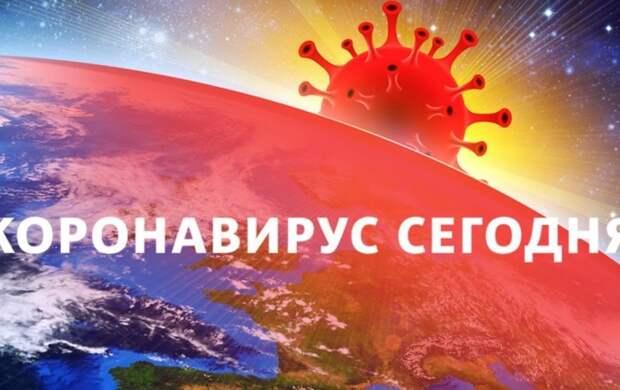 Коронавирус в России: статистика на 19 июня