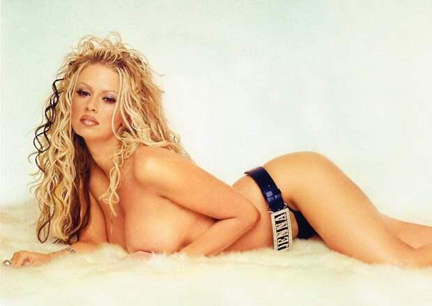 Секс-символы 90-ых. Дженна Джеймсон