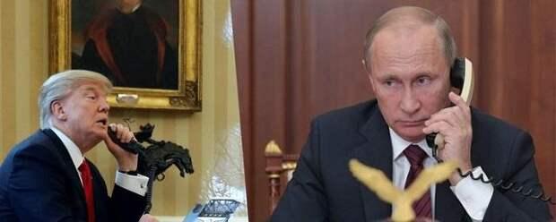 Глобальная война с помощью нефти и заразы: Русские перешли в контрнаступление