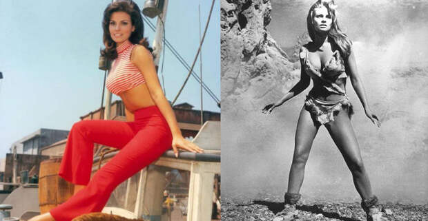 «Самая желанная женщина 1970‑х» Ракель Уэлч: актриса, прославившаяся благодаря бикини
