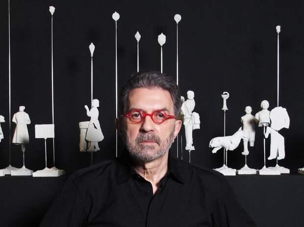 Гриша Брускин - живопись, скульптура, эстамп