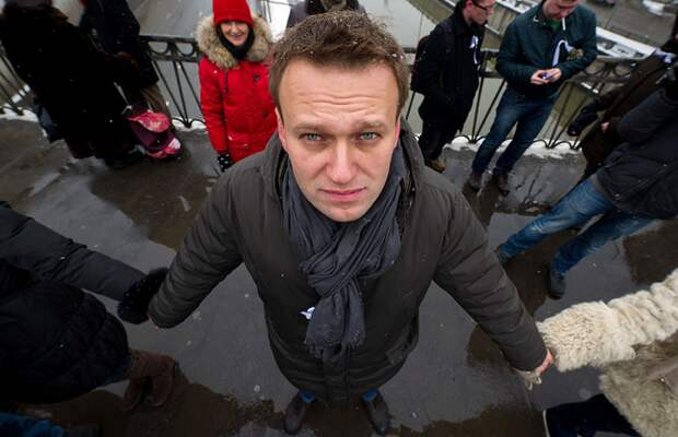 Подайте Навальному на Майдан. Шо, опять? Александр Роджерс
